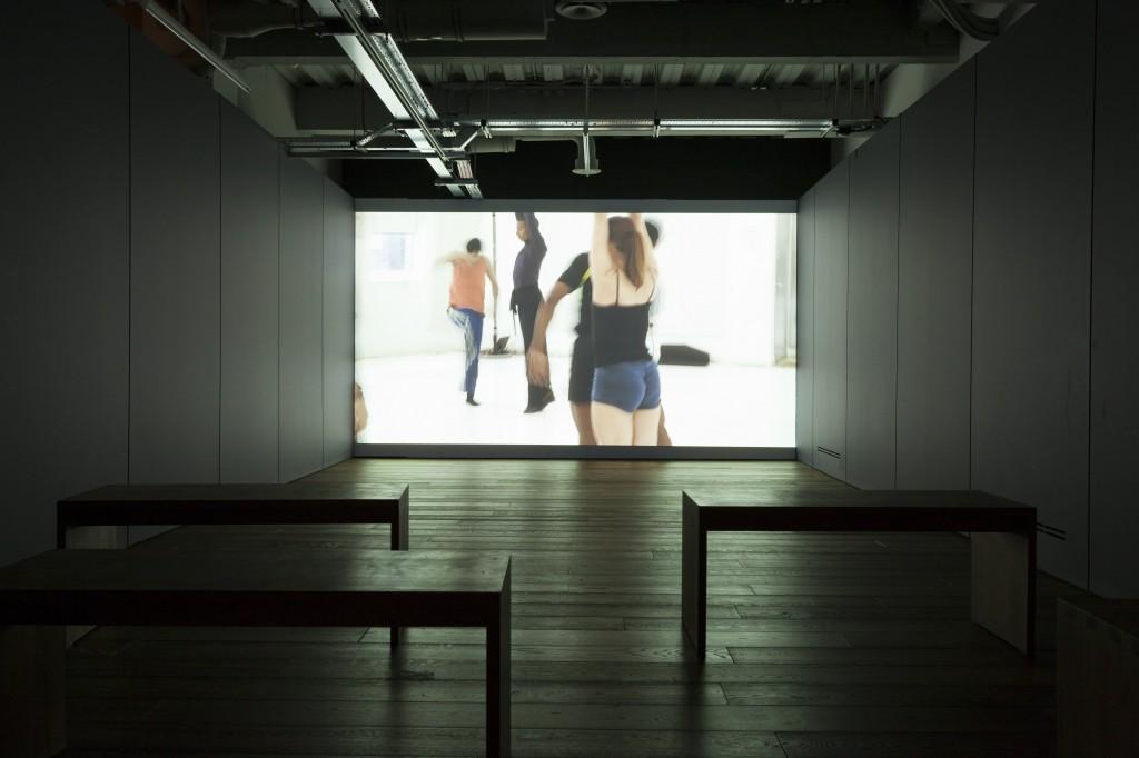 Making dances film by David Bickerstaff.